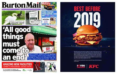 Burton Mail – May 10, 2019