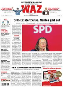 WAZ Westdeutsche Allgemeine Zeitung Oberhausen-Sterkrade - 03. Juni 2019