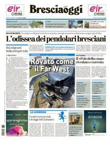 Brescia Oggi - 28 Giugno 2019