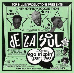 De La Soul - Ego Trippin' (Part Two) (US CD5) (1993) {Tommy Boy} **[RE-UP]**