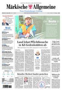 Neue Oranienburger Zeitung - 10. Januar 2018