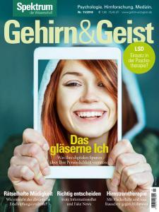 Gehirn & Geist - November 2018
