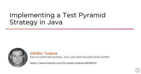 Implementing a Test Pyramid Strategy in Java