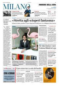 Corriere della Sera Milano - 10 Marzo 2018