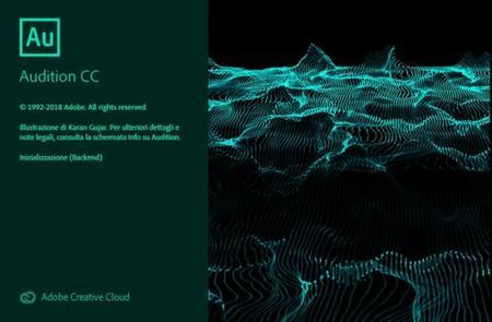 Adobe Audition CC 2019 v12.1.3.10 (x64) Multilingual ISO