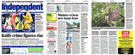 Sunday Independent Plymouth – March 10, 2019