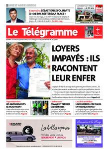 Le Télégramme Brest Abers Iroise – 25 septembre 2021