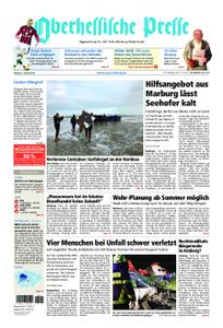 Oberhessische Presse Marburg/Ostkreis - 04. Januar 2019
