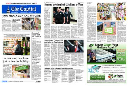 The Capital – November 08, 2019