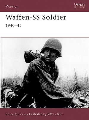 Waffen-SS Soldier 1940-45 (Warrior 02)