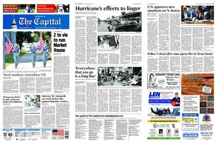 The Capital – September 12, 2017