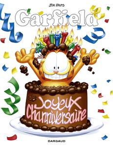 Garfield - Hors-série - Joyeux Channiversaire !