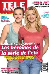 Télémagazine - 22 au 28 Juillet 2017