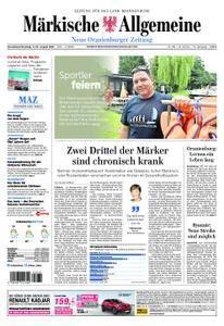 Neue Oranienburger Zeitung - 11. August 2018
