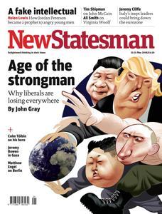 New Statesman - 25 - 31 May 2018