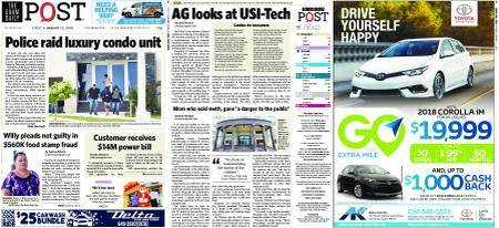 The Guam Daily Post – January 12, 2018