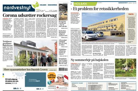 Nordvestnyt Holbæk Odsherred – 01. maj 2020