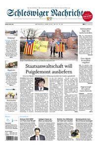 Schleswiger Nachrichten - 04. April 2018