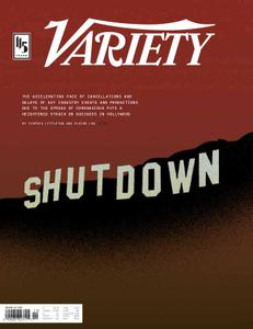 Variety – March 18, 2020