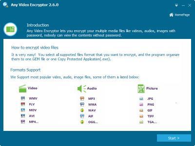 GiliSoft Any Video Encryptor 2.6.0