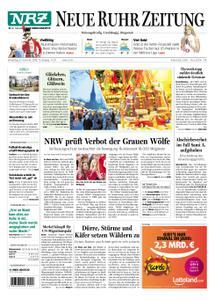 NRZ Neue Ruhr Zeitung Essen-Postausgabe - 22. November 2018
