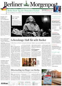 Berliner Morgenpost – 02. Oktober 2019