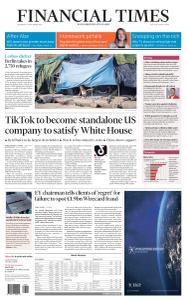 Financial Times USA - September 16, 2020