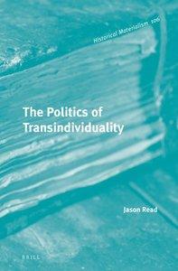The Politics of Transindividuality