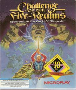Challenge of the Five Realms (1992)