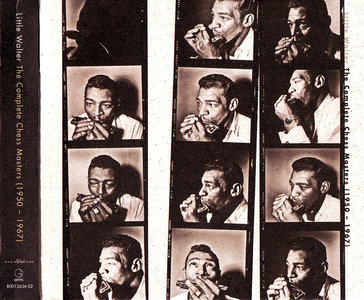 Little Walter - The Complete Chess Masters 1950-1967 (2009) 5 CD Box Set [Re-Up]
