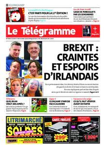 Le Télégramme Guingamp – 01 février 2020