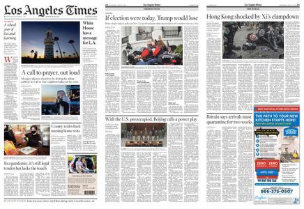 Los Angeles Times – May 23, 2020