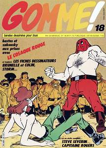 Gomme! - Tome 18