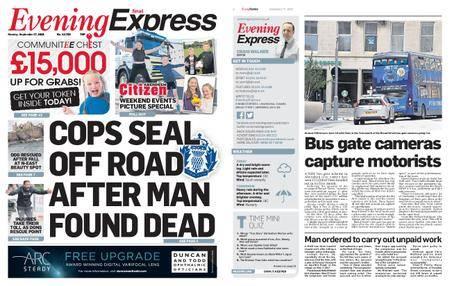 Evening Express – September 17, 2018