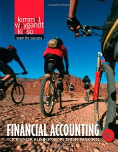 Financial Accounting: Tools for Business Decision Making (6th Edition)