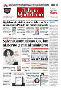 Il Fatto Quotidiano - 09 giugno 2019