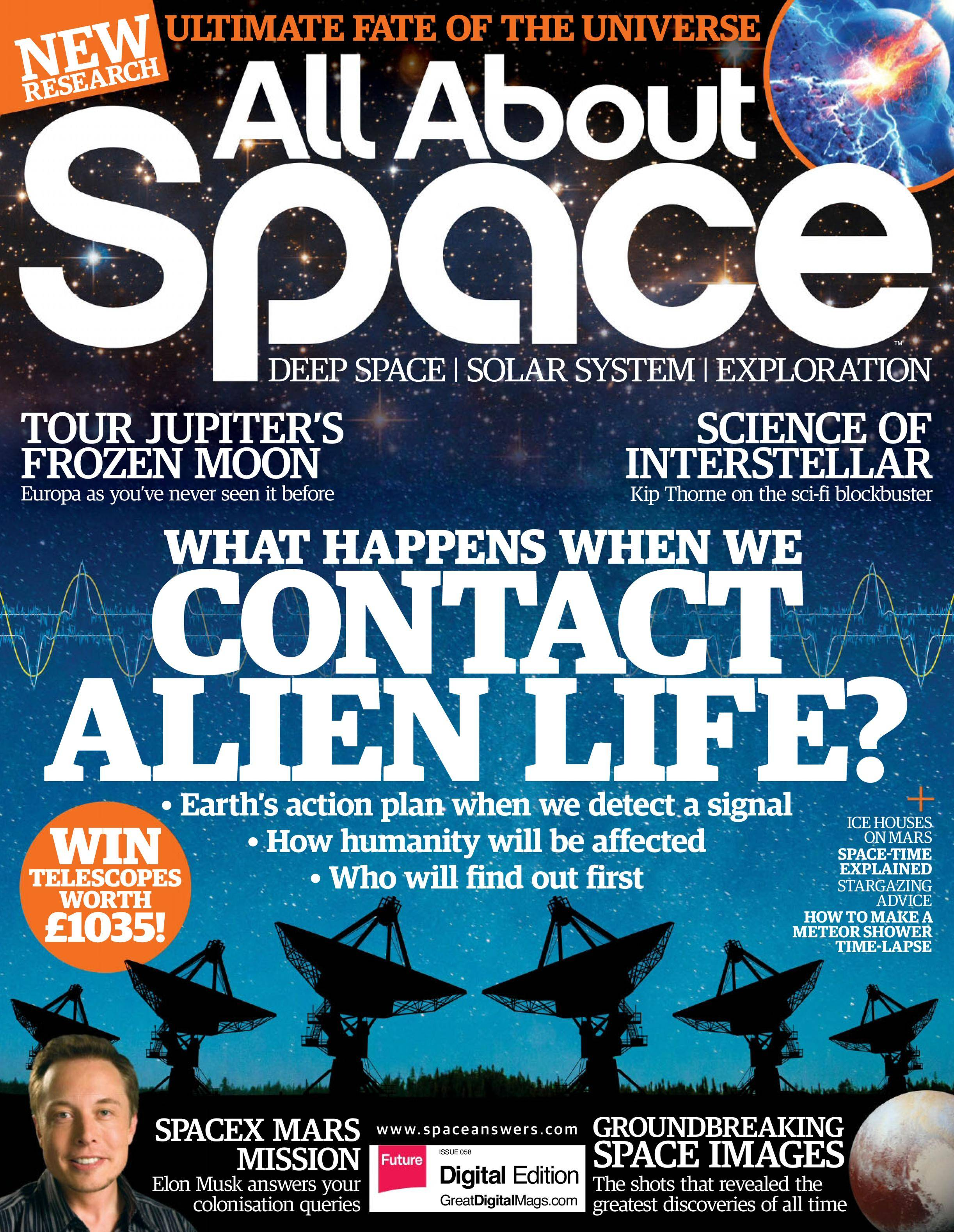 All About Space - January 2017