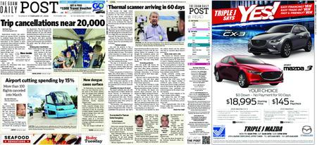 The Guam Daily Post – February 27, 2020