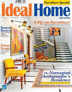 The Ideal Home and Garden (July 2011)