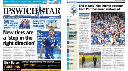 Ipswich Star – November 24, 2020