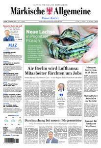 Märkische Allgemeine Dosse Kurier - 13. Oktober 2017