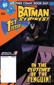 Batman Strikes 001