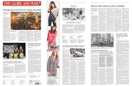 The Globe and Mail – January 13, 2020