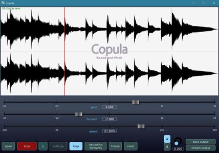 QuikQuak Copula v1.1.0 WiN / OSX
