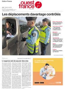 Ouest-France Édition France – 21 mars 2020