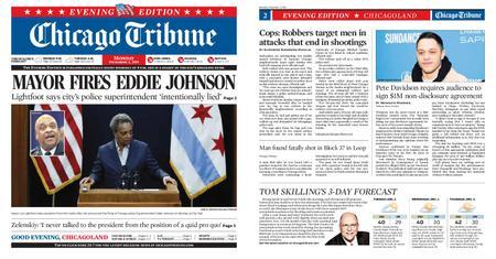 Chicago Tribune Evening Edition – December 02, 2019