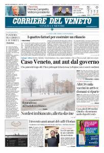 Corriere del Veneto Venezia e Mestre – 29 dicembre 2020