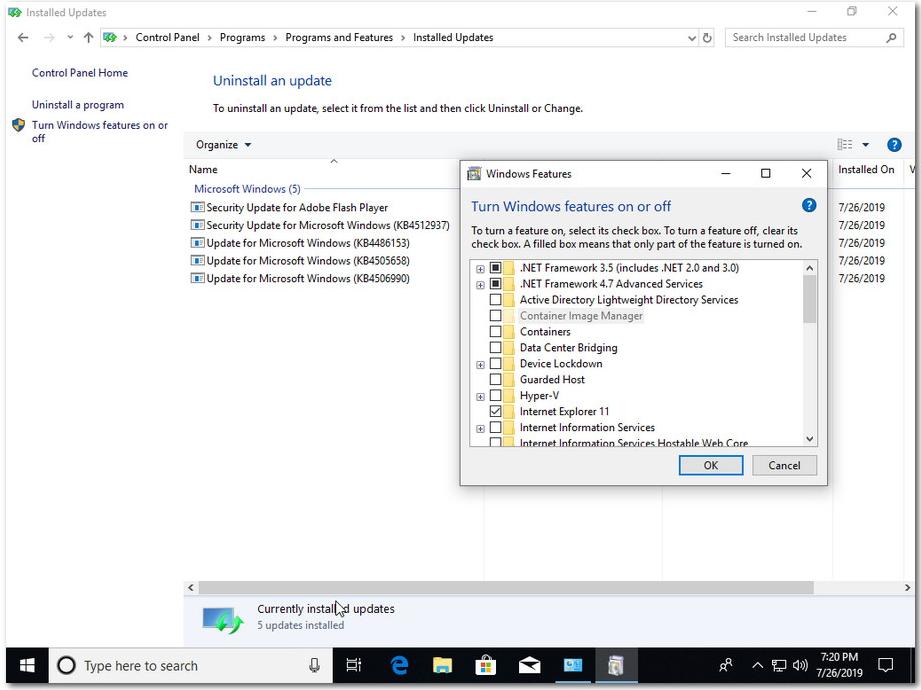 Windows 10 version 1809 Redstone 5 Build 17763 652 / AvaxHome