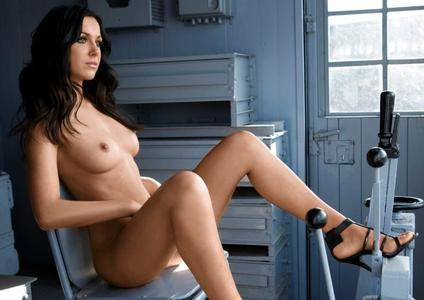 Natasa Dilber - German Playmate of the Month for July 2008