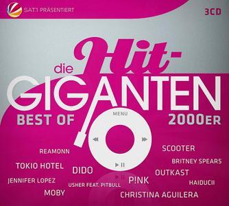 VA - Die Hit-Giganten: Best Of 2000er (2019) {3CD Box Set}